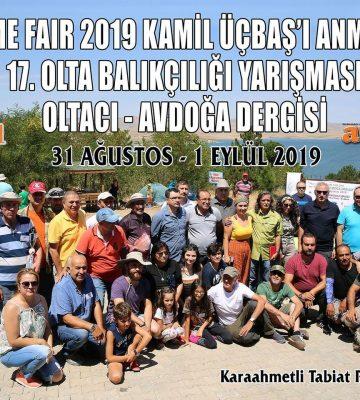 Oltacı Dergisi & Avdoğa Dergisi Olta Balıkçıları Yarışması